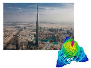 ตึก Burj Khalifa