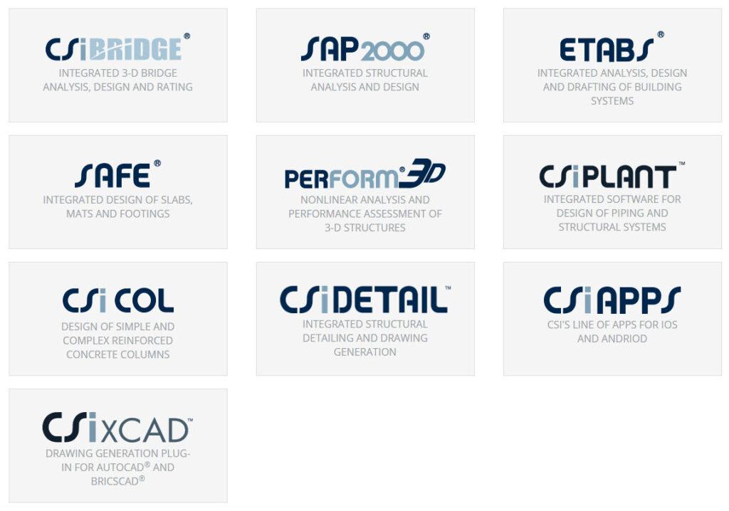 CSI Software program